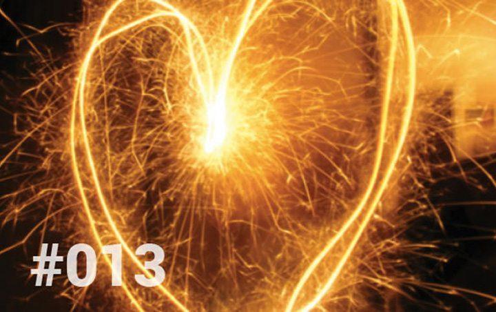 Bliss Sanctuary Bali - Blog 13 - Full Circle. Fireworks in heart shape