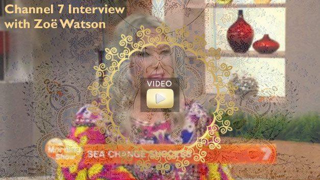 Channel Interview with Zoe Watson founder of Bliss Sanctuary For Women, Bali wellness retreats