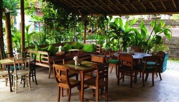 Alchemy Restaurant in Ubud Bali