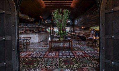 Barbacoa Restaurant in Seminyak Bali