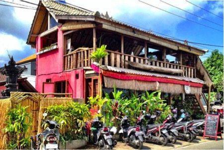 Betelnut Restaurant in Canggu Bali