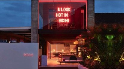 Bikini Restaurant in Seminyak Bali