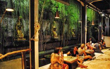 Clear Cafe in Ubud Bali