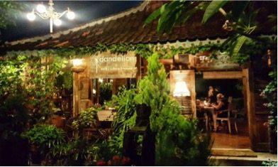 Dandelion Restaurant in Canggu Bali