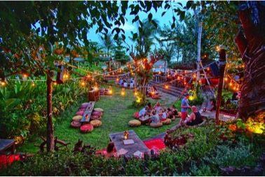 La Laguna Restaurant in Canggu Bali
