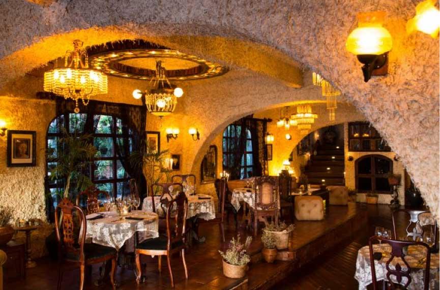 La Sicilia Restaurant in Seminyak Bali