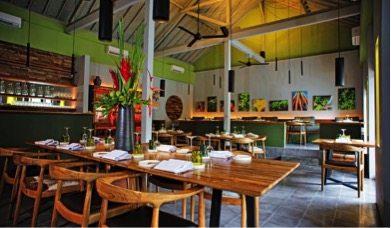 Locavore Restaurant in Ubud Bali