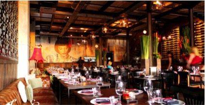 Mamsan Restaurant in Seminyak Bali