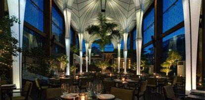 Merah Putih Restaurant in Seminyak Bali
