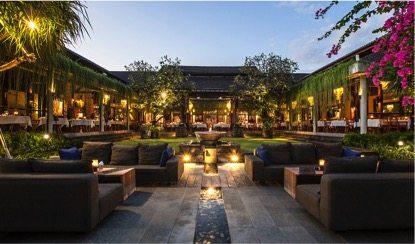 Metis Restaurant in Seminyak Bali