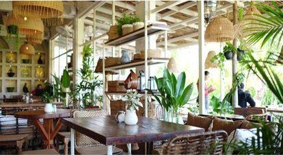 Milu Restaurant in Canggu Bali
