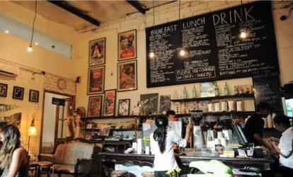 Revolver Restaurant in Seminyak Bali