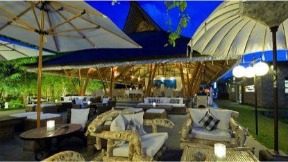 Sardine Restaurant in Seminyak Bali