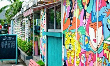 Sea Circus Restaurant in Seminyak Bali