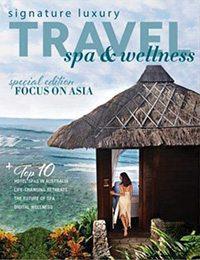 Signature Luxury Travel Magazine: Bali's Healing Magic