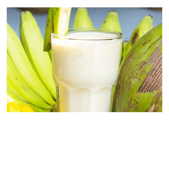 Bliss Retreat Bali Smoothies - Creamy Coconut Cyclone
