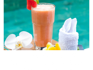 Bliss Retreat Bali Smoothies - Tropical Delight Bliss Mix