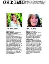 Adelaide Advertiser: Career Change –Zoe Watson founder of Bliss Sanctuary For Women