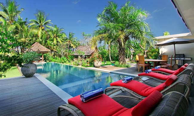 Bliss Sanctuary Canggu Bali resorts