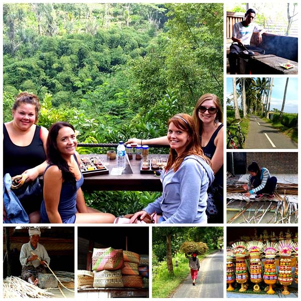 Sightseeing in Bali - Eco Bike Tour