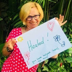 You may have helped heal my soul - at Bliss Bali Women Retreat