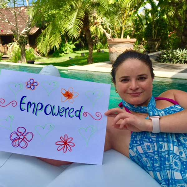 Feel Empowered at Bliss Sanctuary For Women Bali Retreat