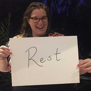 Enjoying the Rest at Bliss Bali Wellness Retreat