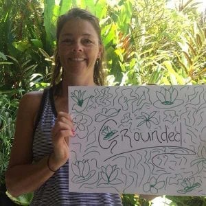 Real women feel grounded at Bliss Sanctuary For Women Bali Retreat