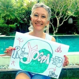 Real women love Yoga at Bliss Bali Retreat