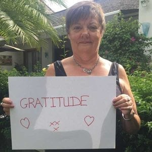 Real women feel Gratitude at Bliss Bali Retreat