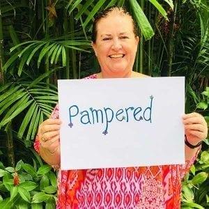Real women feel Pampered at Bliss Bali Women Retreat