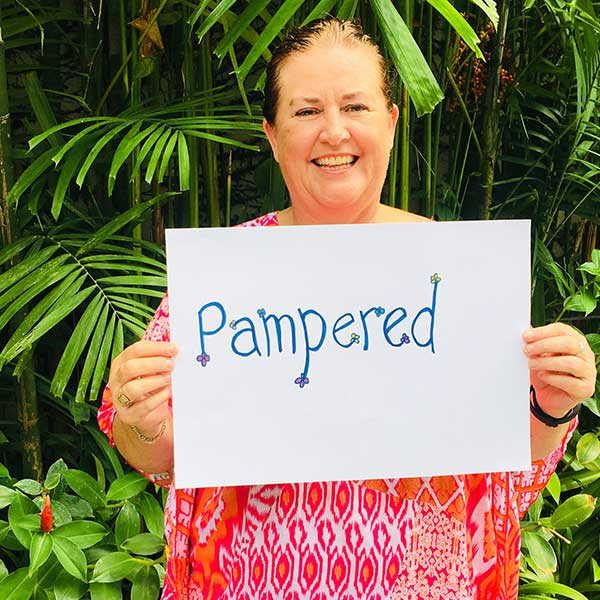 Real women feel Pampered at Bliss Bali Women Retreat