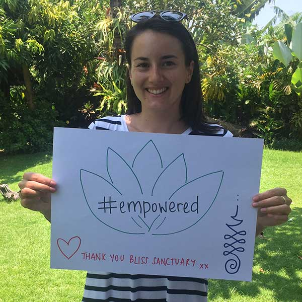 Real women feel Empowered at Bliss Bali Sanctuary For Women