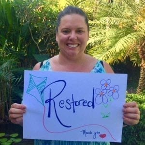 Real Women feel Restored at Bliss Bali Retreat