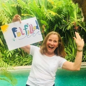 Real women feel Fulfilled at Bliss Bali Retreat