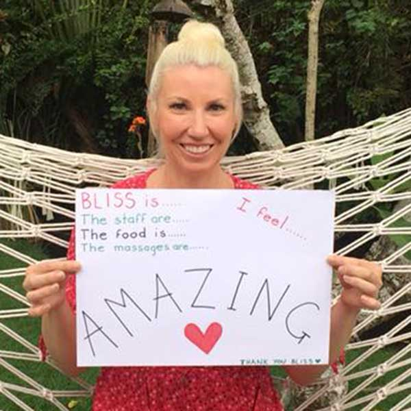 Real women feel Amazing at Bliss Sanctuary For Women Bali Retreat