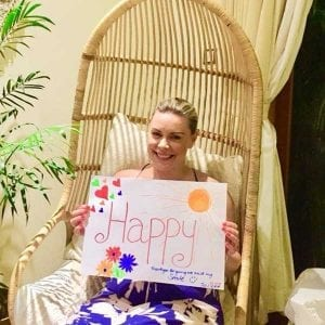 Real women feel Happy at Bliss Sanctuary For Women Bali Retreat