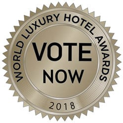 World Luxury Hotel Awards - 2018 Vote Now