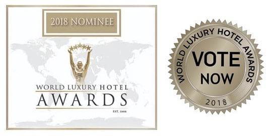 World Luxury Hotel Awards 2018 Nominee
