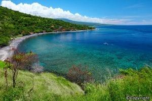 Amed Beach Karangasem East Bali