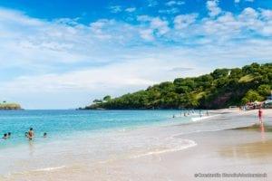 Perasi Beach or 'Pasir Putih' Karangasem East Bali