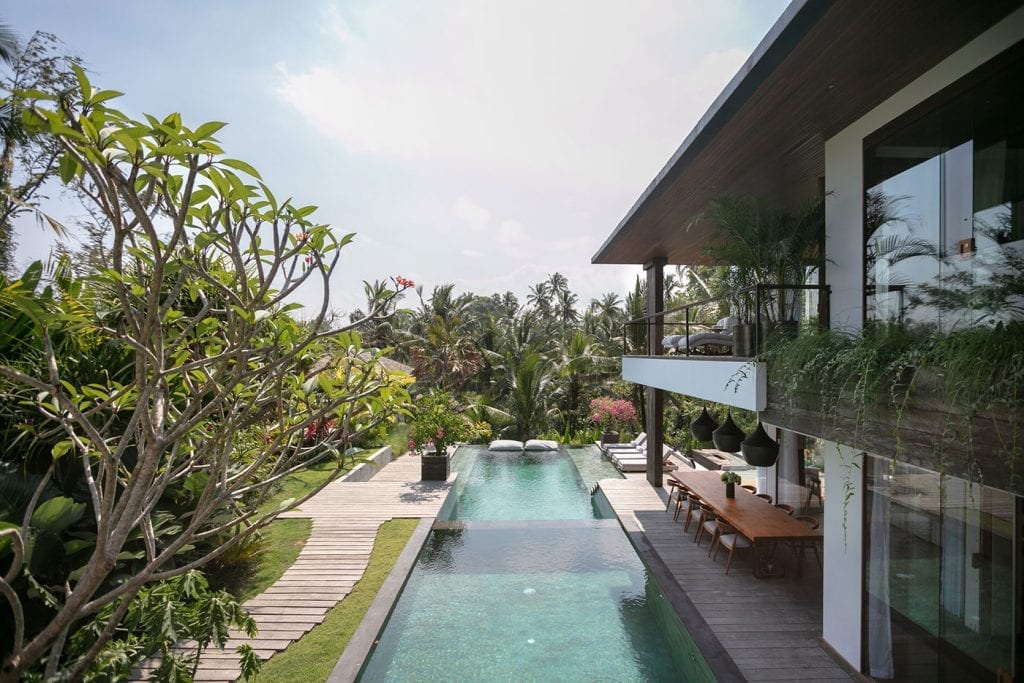 Bliss Sanctuary Ubud Bali resort