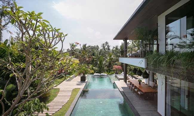 Bliss Sanctuary Ubud Bali resorts