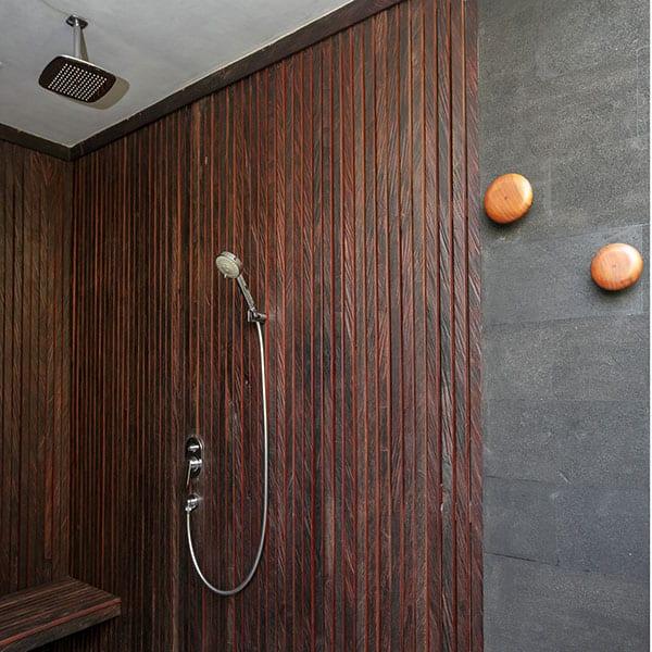 Luxury bathroom in Ubud Bali Retreat