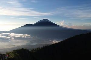Mt Batur Ubud Bali retreat
