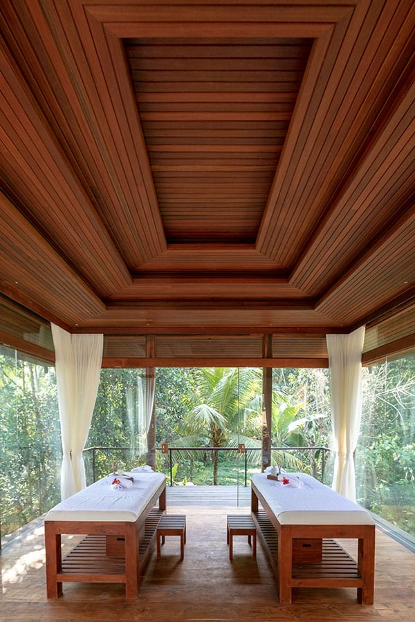 Stunning massage setting Spa Ubud Yoga Retreat