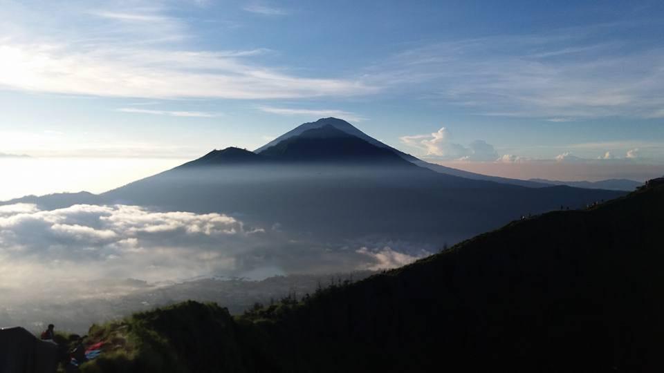 Ubud Bali retreat sightseeing Mt Batur