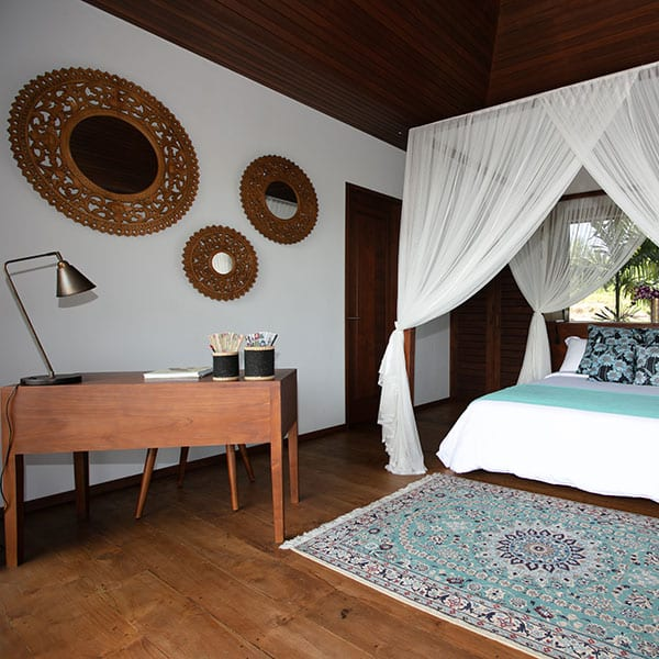 Ubud beautiful Rainforest Room in Bali Retreat