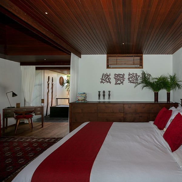 Ubud luxury Rainforest Room in Bali Retreat
