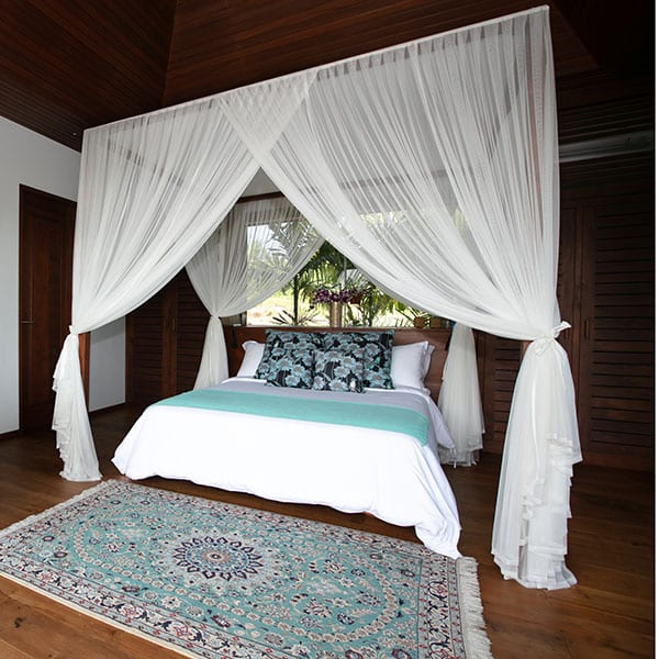 Ubud relaxing Rainforest Room in Bali Retreat